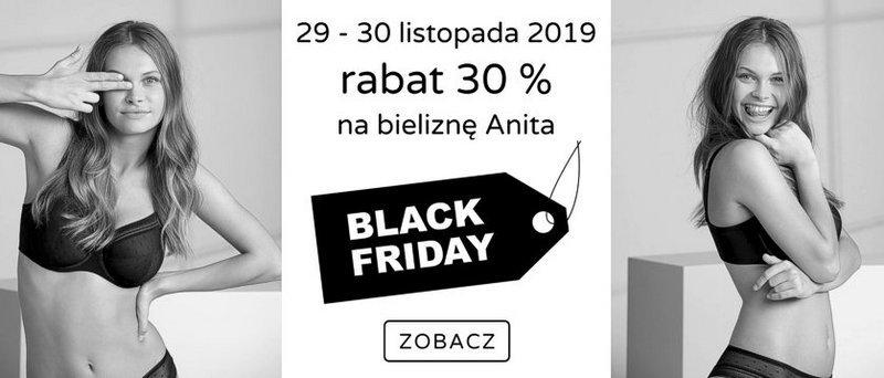 Rabat 30% na bieliznę Anita